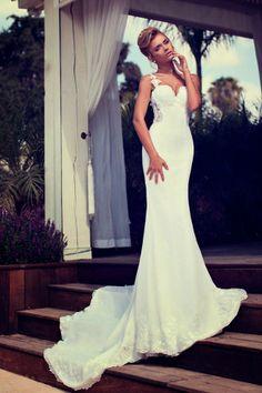 Mis Queridas Fashionistas: Nurit Hen Wedding Dresses 2014 (Stunning Wedding Gowns)