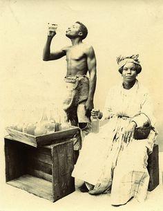 Mabi Seller, Pointe-a-Pitre, #Guadeloupe 1895