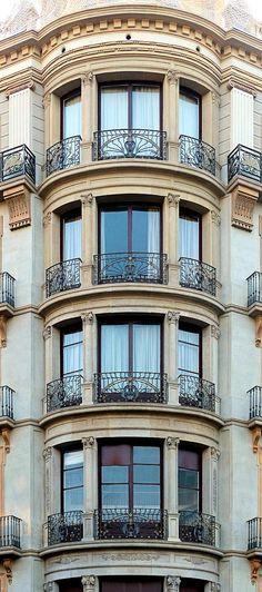 Barcelona - Rambla 135 c by Arnim Schulz via Flickr #Barcelona #Spain