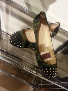 camo shoes #zara