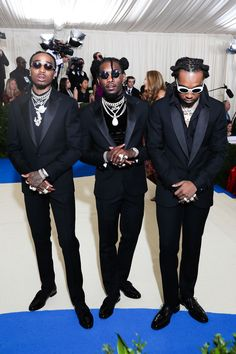 "Migos attend the ""Re"