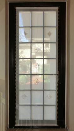Belleri - tende a vetro
