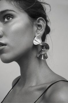 THE SIMPLE  | TheyAllHateUs #simpleearrings