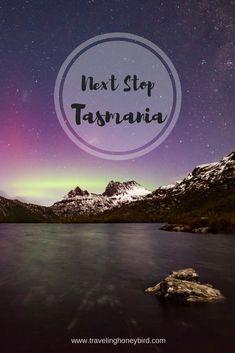 Next Stop Tasmania || Traveling Honeybird