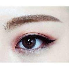 Asian Eye Makeup, Korean Make Up, Beauty Must Haves, War Paint, Makeup Looks, Hair Beauty, Skin Care, Eyes, Makeup Ideas