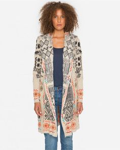 Cool Clothes Brands Johnny Was Women's Cream Tro Patchwork Hoodie  - B51117-7 2018 Check more at http://mytrendclothes.com/product/clothes-brands-johnny-was-womens-cream-tro-patchwork-hoodie-b51117-7-2018/