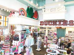Duckies Shop of Fun Children's Store in Seaside, Florida