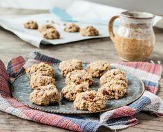 Banana + Date Oatmeal Cookies Recipe on Yummly