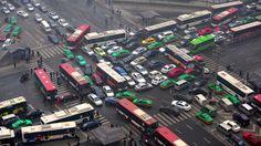 中国での運転は難易度高