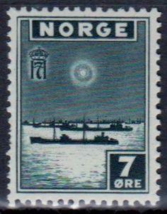 Norway Stamp.