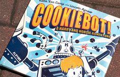 Cookiebot by Katie Van Camp.