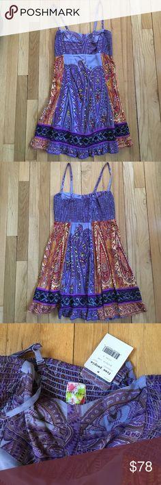 Selling this Free People Tunic Dress on Poshmark! My username is: wefrni. #shopmycloset #poshmark #fashion #shopping #style #forsale #Free People #Dresses & Skirts