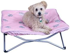 Carlson Pet Products Portable Pup Travel Pet Bed Pink *** You can get more details by clicking on the image.(This is an Amazon affiliate link)