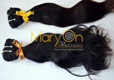 We are among the most renowned organizations engaged in manufacturing and exporting the best-in-class Temple Human Hair. Our offered hair are processed using natural hair sourced from some of the most reputed vendors in the market. Our offered hair are extensively used for manufacturing human hair extensions, wigs and various allied products.