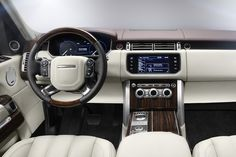 2013 Range Rover - Auto titre..picturing me in the driver's seat..sweet vision