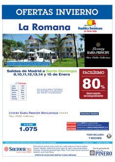 La Romana (Rep. Dominicana) 80% Luxury Bahia Principe Bouganville (vuelo a Santo Domingo) salidas Enero desde Madrid ultimo minuto - http://zocotours.com/la-romana-rep-dominicana-80-luxury-bahia-principe-bouganville-vuelo-a-santo-domingo-salidas-enero-desde-madrid-ultimo-minuto/