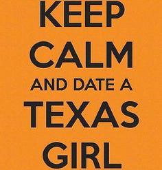Date a Texas girl