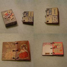 Matchbox Book