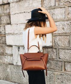 Sharing my favorite souvenir from Geneva – the Celine Belt Bag. Celine Handbags, Celine Bag, Celine Belt Bag Mini, Fashion Bags, Fashion Accessories, Fashion Backpack, Fashion Outfits, Waist Purse, Style Outfits