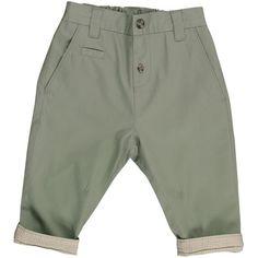 Pantalon kaki clair - 18E