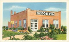 KGNF was North Platte, Nebraska's first radio station when it signed on the air in 1930.  It went off the air on December 11, 1943.  It returned to the air two days later as KODY.