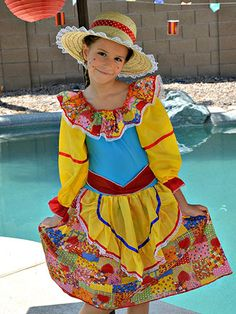 Crissy's Crafts M's Brazilian Traditions - Festa Junina / - Photo Gallery at Catch My Party Themed Outfits, Brazil, Harajuku, Photo Galleries, Costumes, Inspiration, Passport, Party Ideas, Sports