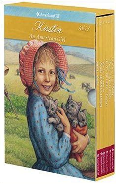 Kirsten: An American Girl : 1854 (The American Girls Collection/Boxed Set) Book Nerd, Book Club Books, American Girl Books, American Girls, Kids Activity Books, 12th Book, School Fun, Love Book, Great Books