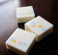 ポイントコンフェ デザインソープ|新潟 手作り石鹸の作り方教室 アロマセラピーのやさしい時間