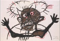 View Untitled by Jean-Michel Basquiat on artnet. Browse upcoming and past auction lots by Jean-Michel Basquiat. Zen, Life Paint, Portrait Pictures, Portraits, Jean Michel Basquiat, Thing 1, Andy Warhol, Pretty Art, American Artists