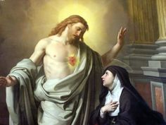 sacred heart of jesus - Google Search Heart Of Jesus, In The Heart, Jesus And Mary Pictures, 1 John 4 19, Dr Williams, St Margaret, Daughters Of The King, Catechism, Sacred Art