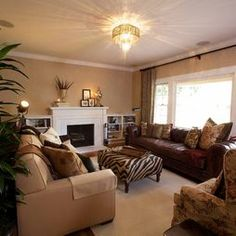 Living Room Warm Colors Design, Pictures, Remodel, Decor and Ideas - page 3