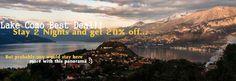 Hotel il Perlo Panorama - Best Deal in Bellagio