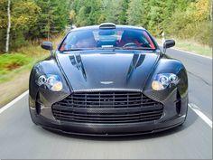 My dream car the Aston Martin DB9 carbon