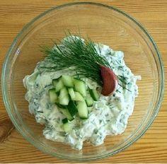 De la cocina Griega: Tzatziki. Fresco para el verano, pruebalo!...