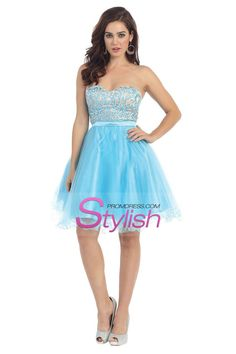2015 Homecoming Dresses Sweetheart A Line With Embroidery And Sash Tulle