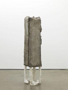 Michael Dean Analogue L, Analogue L, Analogue L, Analogue L 2015 Concrete, wire 4 parts, each: 173 x 34 x 8 cm / 68.1 x 13.3 x 3.1 in