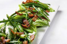 Bean and Bacon Salad