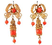 Vintage Jewelry, Vintage Jewellery - The Three Graces