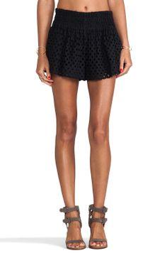 Ella Moss Tessa Eyelet Shorts from REVOLVEclothing $128