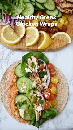 Good Healthy Recipes, Healthy Meal Prep, Lunch Recipes, Healthy Eating, Cooking Recipes, Dinner Healthy, Healthy Delicious Meals, Quick Easy Healthy Dinner, Easy Healthy Lunch Ideas