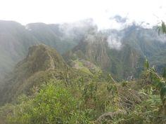 Montaña Machu Picchu Peru