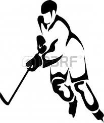 Illustration of hockey player vector art, clipart and stock vectors. Clipart Black And White, Cool Small Tattoos, Unique Tattoos, Sports Painting, Rock Painting, Canadian Tattoo, Modeling Tips, Work Inspiration, Ties