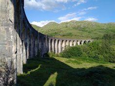 Harry Potter Itinerary - Glenfinnan Viaduct