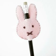 Miffy penciltopper DIY