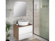 Gabinete para Banheiro Itatiaia Brisa - 1 Porta 1 Gaveta