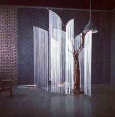 Decoração com fios mars в 2019 г. stage design, sculpture art и installatio Stage Design, Event Design, Deco Luminaire, Nuno, Deco Floral, Display Design, Decoration Table, Public Art, Architecture