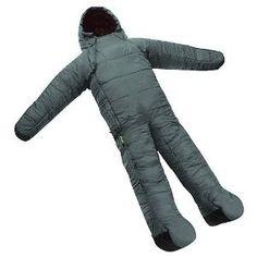 Full Body Sleeping Bag ($100)