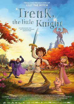 Малкият рицар Тренк / Trenk, the little knight (2016)
