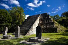 Tikal Templo III by MichaelTrezzi