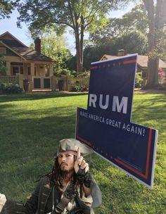 Vote Jack Sparrow 2016